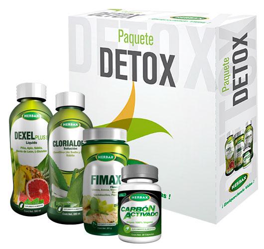 Paquete Detox